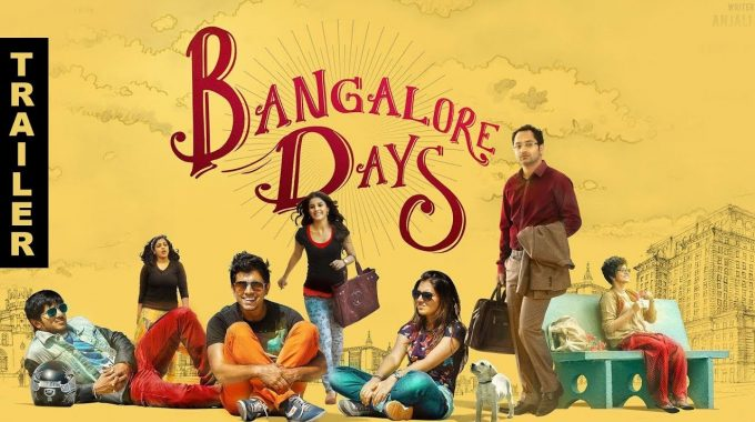 Bangalore Days Full Movie Download – 2014 Malayalam