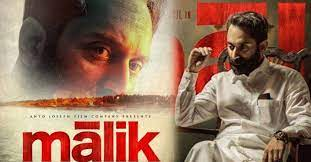 Malik Movie News and details